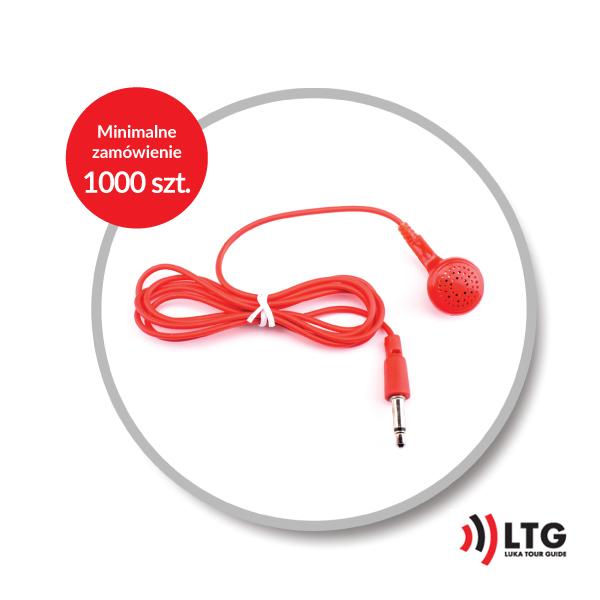 Słuchawka jednorazowa mono i stereo | Słuchawki jednorazowe mono i stereo