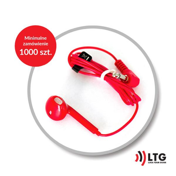 Słuchawki jednorazowe LTG-3 mono
